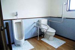 バリアフリートイレ