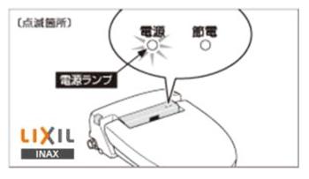 温水洗浄便座は定期点検を