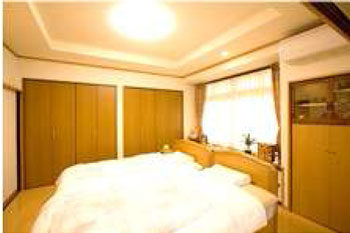 和室を寝室に改装